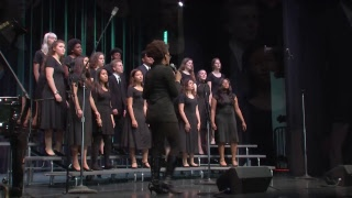 DCPS Music Festival Week: Vocal Music Program at Woodrow Wilson HS - Millennium Stage (May 23, 2018)