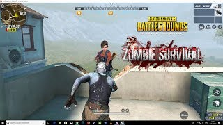 RULES OF SURVIVALE ZOMBIE MOD AMAZING PC+ANDROID+ IOS FIRST LOOK GAMEPLAY AWSOME