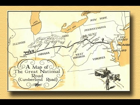 History of the National Road | GATV5