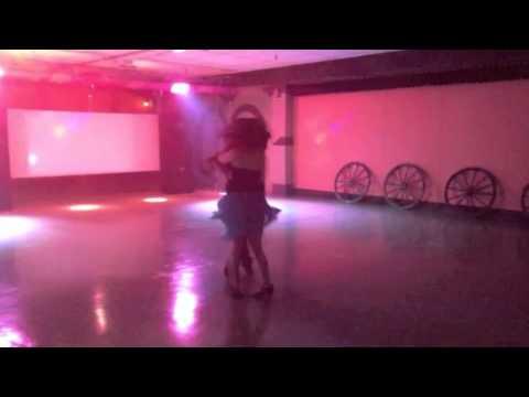 Salsa Dance Video Byron Catan & Ellie Mann