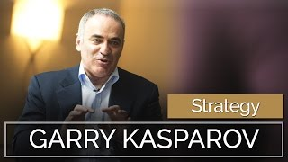 Interview with Garry Kasparov, The Former World Chess Champion | Nordic Business Report