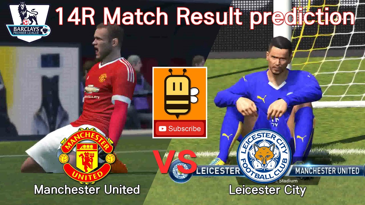 man united vs leicester city - photo #16