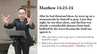 """Why did you doubt"" - Pastor Paul Lam - Rosewood Baptist Church Feb 7, 2021 ESC worship"