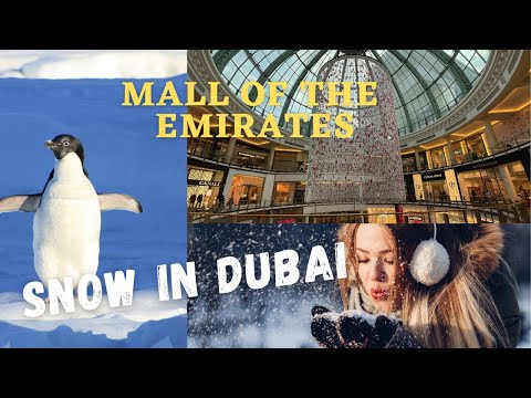 Mall of the Emirates Ki Sair Nov 2020- Full Tour