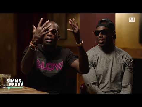 Terrell Owens On What He Learned Playing With Ochocinco | Simms & Lefkoe Extended Interview