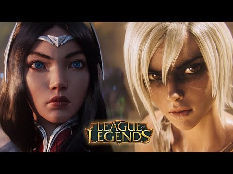 OLMIX СМОТРИТ: Awaken (ft. Valerie Broussard) | League of Legends Cinematic Season 2019 thumbnail