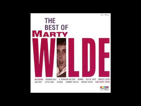 Marty Wilde   Sea Of Love