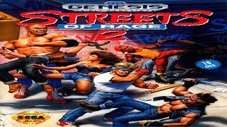 Streets Of Rage 2 Trucos