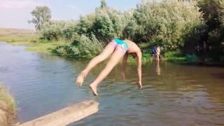Крутые прыжки с нырялки