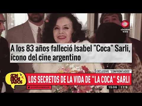 Los secretos de la vida de 'La Coca' Sarli