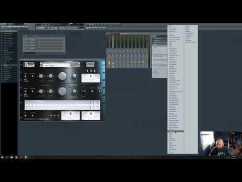 fl studio 11 and guitar rig 5 intro