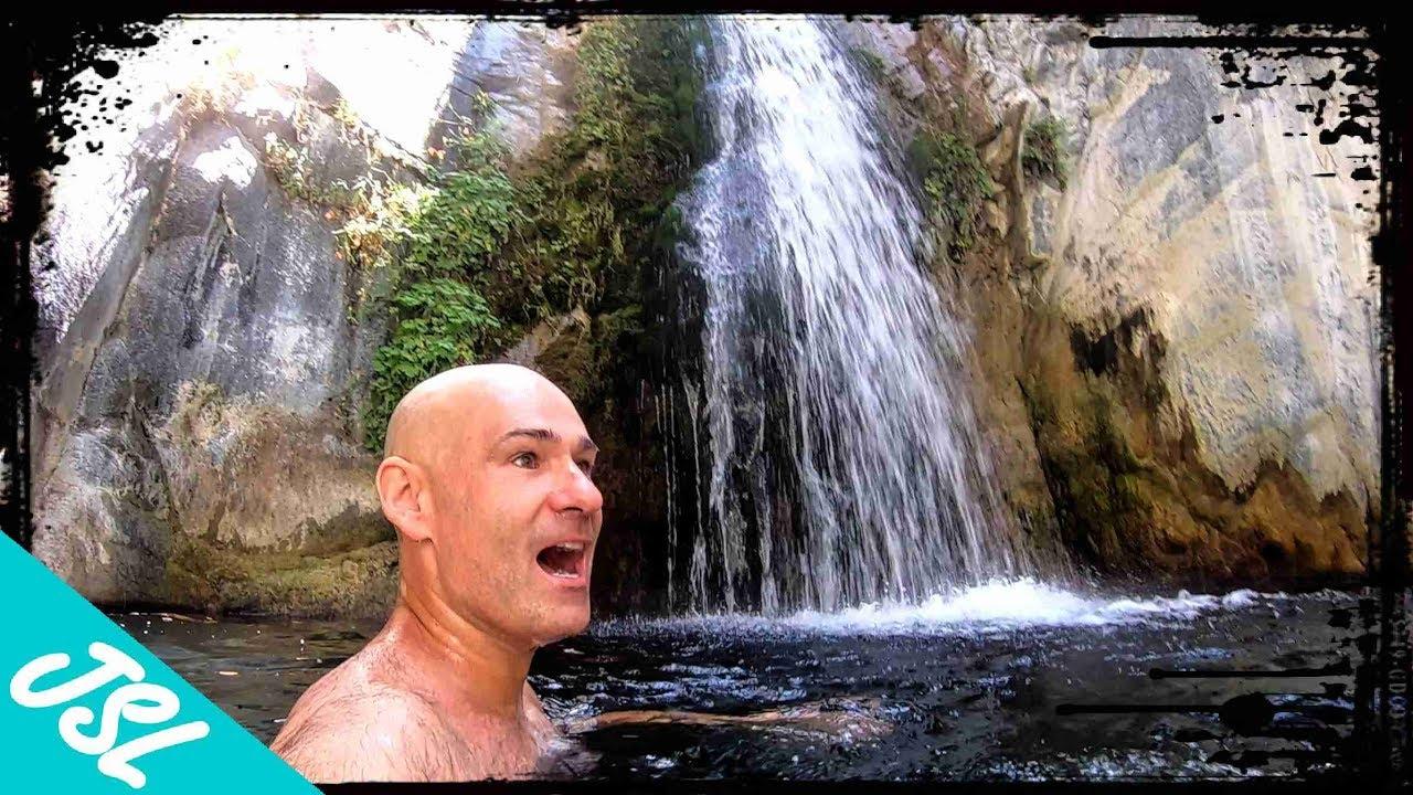 Remarkable Secret Waterfall - BEST in Southern California