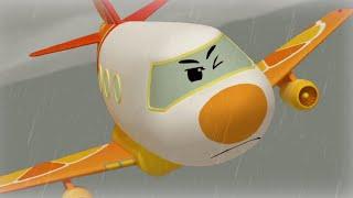 Мультфильмы - Будни аэропорта 2 - Оранжевый самолет Джас - Cерия 68