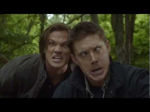 Supernatural Season 6 - The full GAG REEL