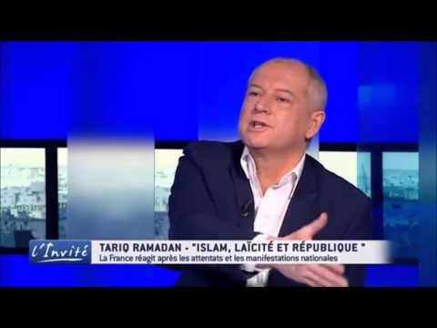 TV5 Monde: L'invité de Patrick Simonin: « Islam, laïcité et république »