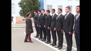 Ramil Usubov polis orqanlarına qəbul üçün seçim edib