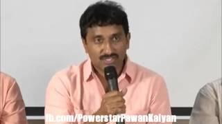 Sreenu Vaitla about Pawan Kalyan in Prakash Raj controversy Pressmeet