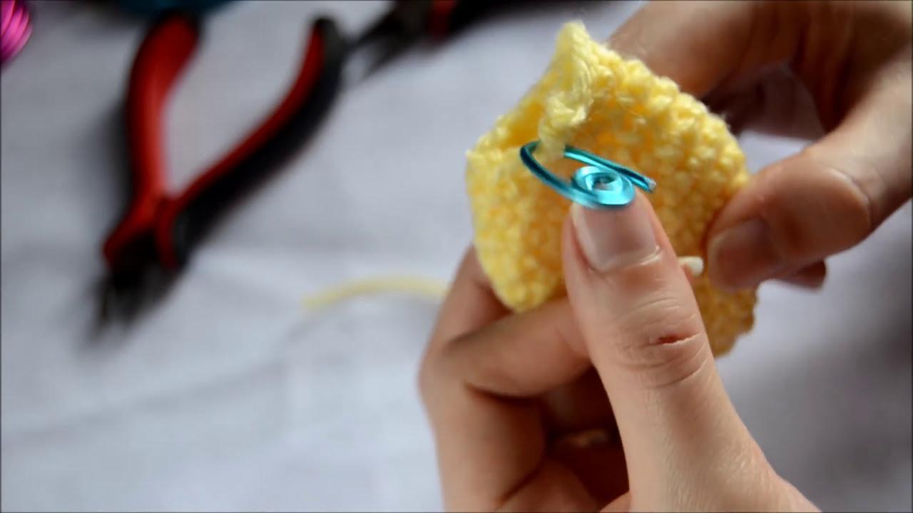 Tutorial marcador puntos crochet youtube - Como empezar a hacer punto paso a paso ...