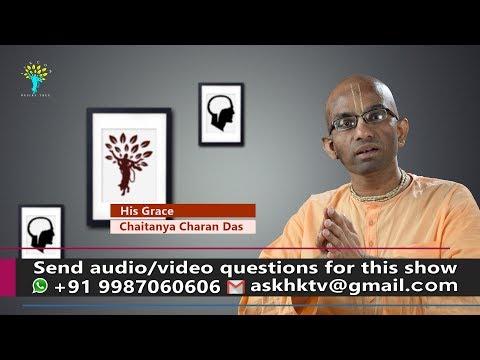 Ask A Hare Krsna Episode 13 - Understanding Karma By Analyzing Mahabharata P1 (Chaitanya Charan Das)