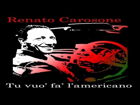 Best Classics - Renato Carosone - Tu Vuò Fa L'Americano