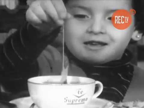 Comercial Té Supremo 1977