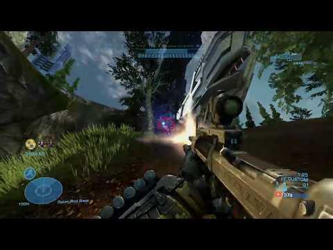 [WIP]Reach MCC Timberland Firefight mod [download]