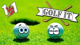 IL SOGNO PROIBITO degli YOUTUBERS - Golf It [ITA] w/ Tear