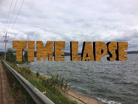 [Time Lapse #1] Солнечногорский район: Тимоново