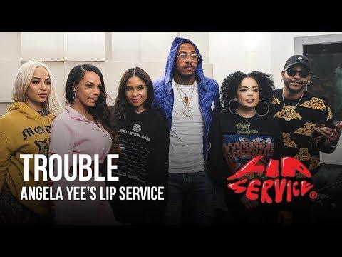 Angela Lee's Lip Service Feat. Trouble