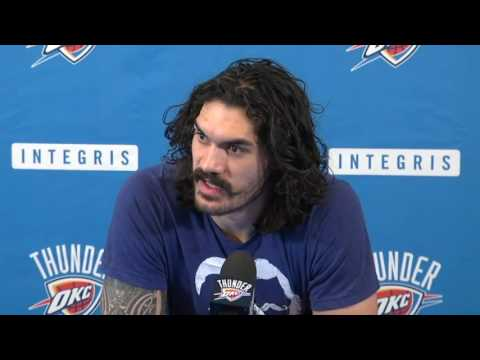 Thunder Exit Interviews: Steven Adams