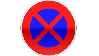 Les panneaux d'interdition ou d'obligation