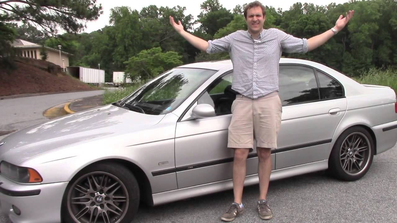 Review A One Owner 2002 Bmw M5 Youtube