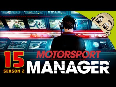 Motorsport Manager - Ep. 15 - New Pit Crew? - Let's Play Mot