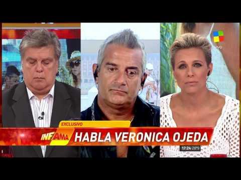 Diego Maradona furioso por una foto de su hijo con un enemigo
