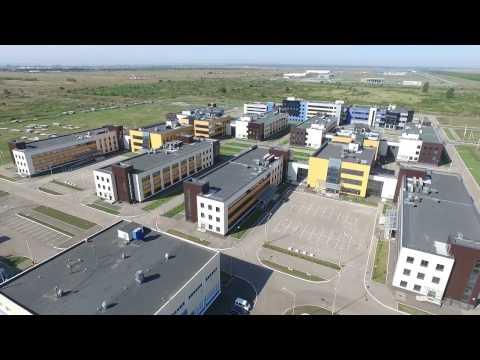 Технопарк Жигулёвская Долина. Презентационный ролик