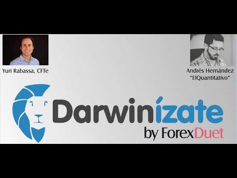 """""""Presentamos DarwinExplorer"""" Webinar de Yuri Rabassa, CFTe y André Hernández"""
