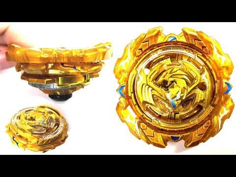 THE RAREST BEYBLADE BURST EVER! Revive Phoenix .10.fr GOLD |