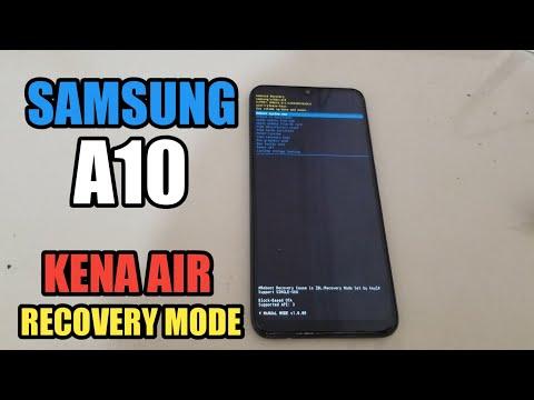 samsung-a10-recovery-mode-efek-kena-air
