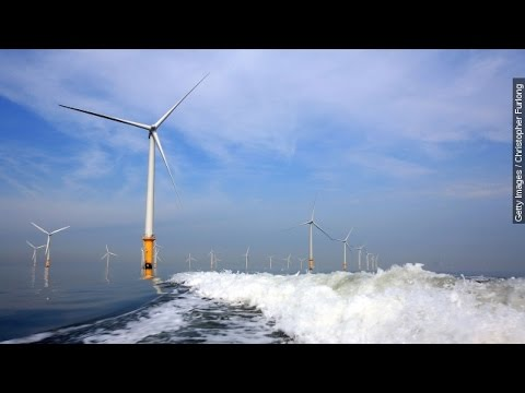 Danish Company To Build World's Largest Offshore Wind Farm - Newsy