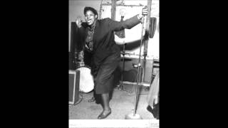 Big Mama Thornton - I smell a rat