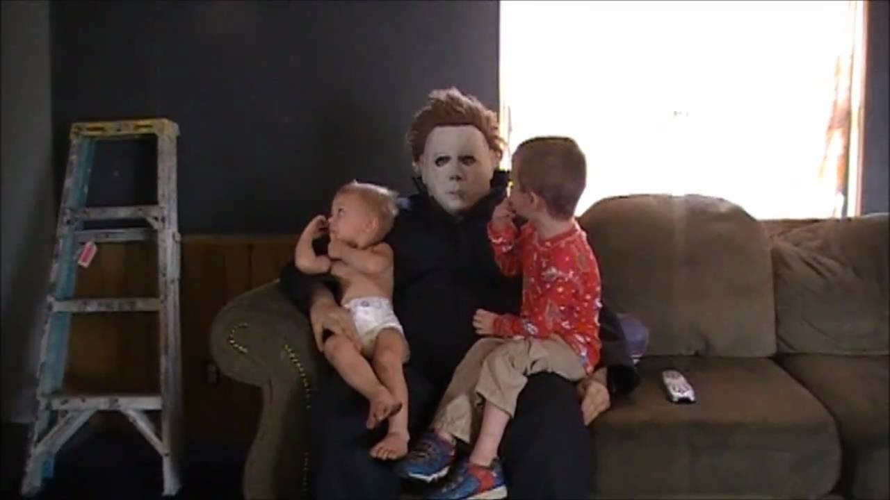 LIFE WITH MIKEY  EPISODE 2  MICHAEL MYERS IS A