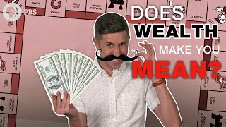 Does Wealth Make You Meaner?
