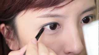 눈매 유형별 아이섀도 연출법_How to apply eyeshadow(2) Thumbnail