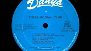 Timex Social Club   Thinkin