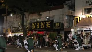 2019沖縄国際カーニバル道ジュネー 東青年会【4k】higasi-seinennkai