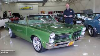 1965 PONTIAC GTO PRO-TOURING for sale with test drive, driving sounds, and walk through video