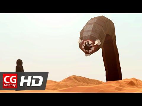 "CGI Animated Short Film HD ""PolyWorld - Dusty Land Emperor Episode II"" by Joan Borguñó | CGMeetup"