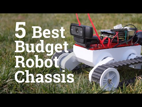 Budget Robot Chassis Compared