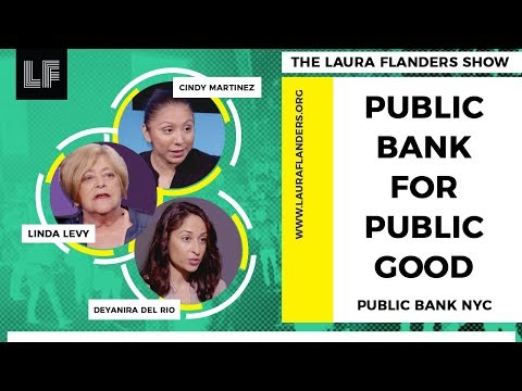 A Public Bank for Public Good!