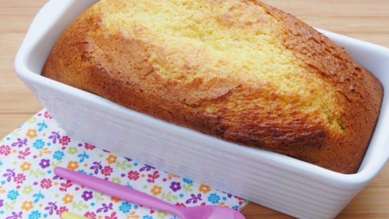 Cake moelleux au lait concentr sucr youtube - Cake au potiron sucre ...
